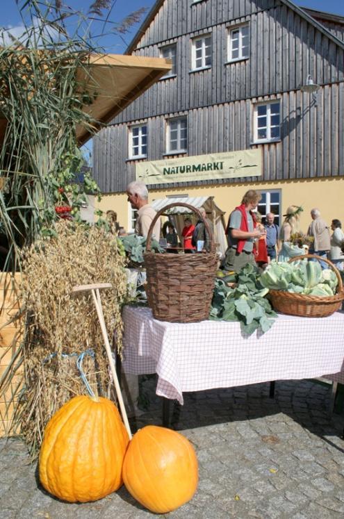 Eindrücke Naturmarkt 2009